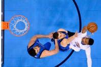 """""""Westbrook y Durant son una constante amenaza"""", la columna de Manu Ginóbili"""
