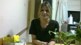 Apareció Alejandra Sánchez