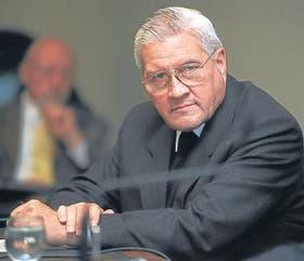 El sacerdote Braun falleció hoy a los 82 años