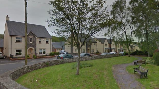 La pareja falleció el mismo día en el jardín de su casa de Cowbridge, Gales