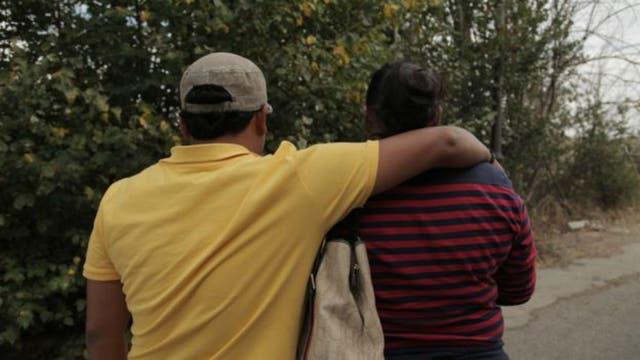 Raúl y Elizabeth son hondureños, viven en La Cañada y están en proceso de regularizar su situación en España
