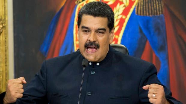 Nuevo exabrupto de Maduro contra Macri