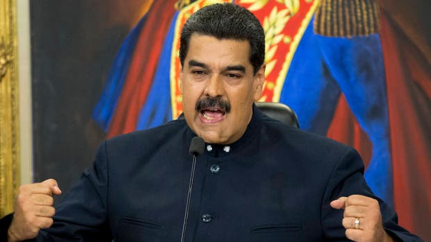 Maduro llamó