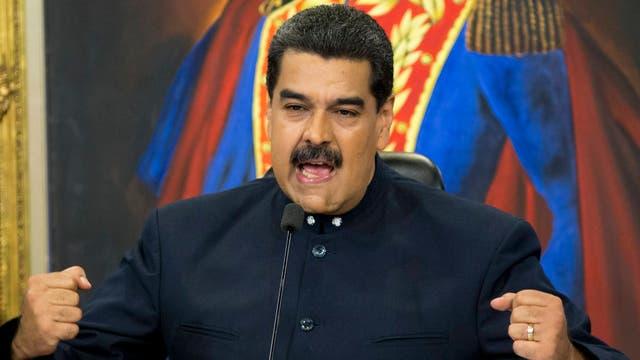 El nuevo exabrupto de Nicolás Maduro ahora contra Juan Manuel Santos