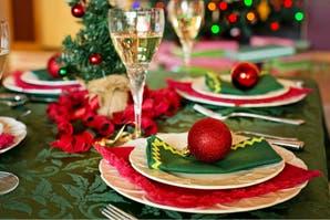 Diciembre y las juntadas de fin de año: opciones para una alimentación equilibrada