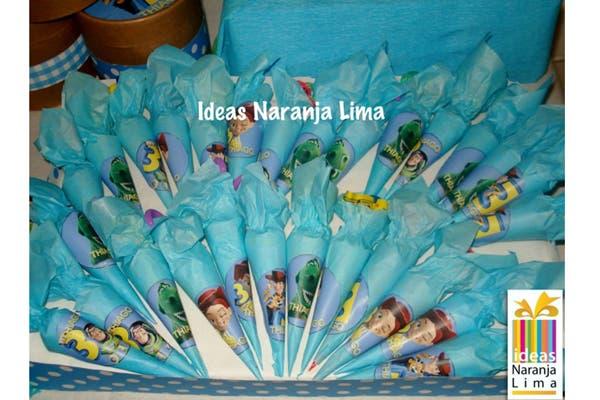 Todos los articulos son artesanales y personalizados. Foto: Foto: Gentileza ideas Naranja Lima