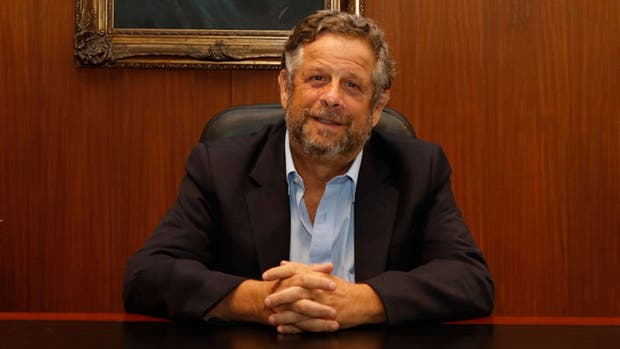Adolfo Rubinstein, el futuro ministro de Salud