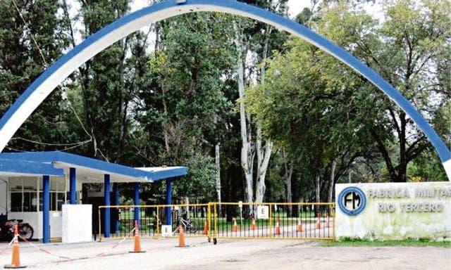 La fábrica de Río Tercero es la planta con mayor cantidad de empleados