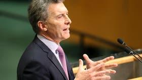 Mauricio Macri conocía desde hace varios días los datos de la investigación