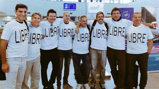Los argentinos que viajaron a Estados Unidos; cinco murieron en el atentado