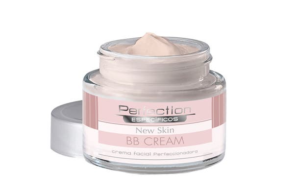 Perfection BB Creme Crema facial perfeccionadora $100, Gigot).