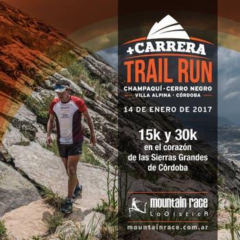 Carrera + Camp de entrenamiento Gustavo Reyes y Franco Paredes, en Villa Alpina, Córdoba. Foto: LA NACION
