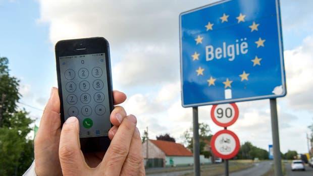 Se terminó el roaming en la Unión Europa para sus ciudadanos