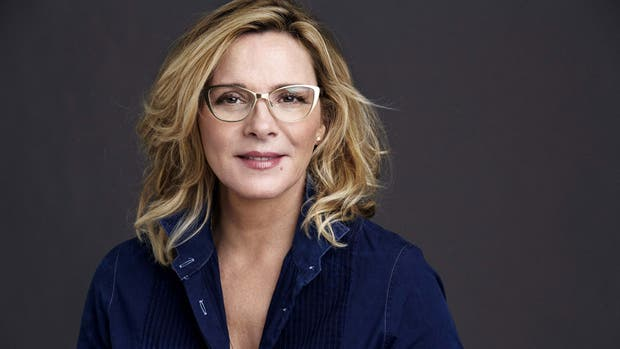 Kim Cattrall de ´Sex & the city´: ´Nunca fuimos amigas´