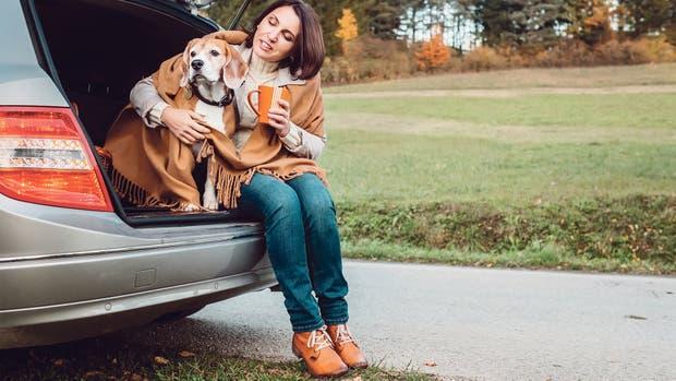 Nuestras mascotas no solo conviven con nosotros en casa: ahora también salen a comer y hasta de viaje