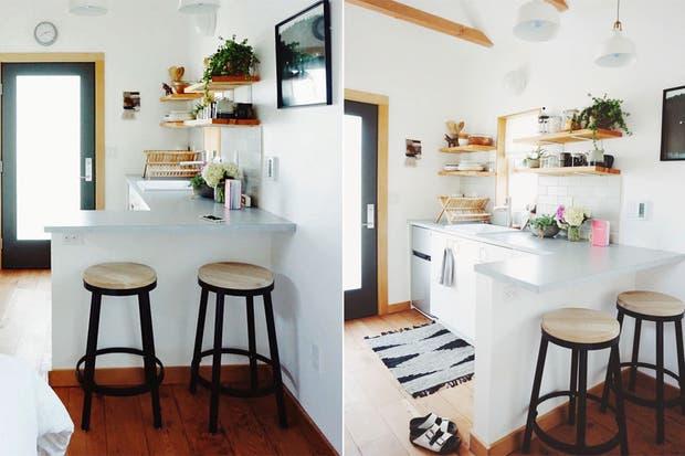 8 ideas para una barra en la cocina - Living - ESPACIO LIVING