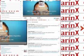 La cuenta oficial de Twitter de la Casa Rosada fue hackeada y posteriormente, desactivada