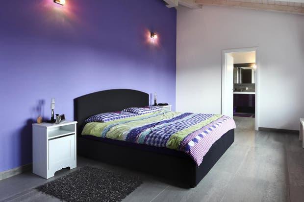 Muebles y Electrónica Decoración y Color Por que pintar de violeta