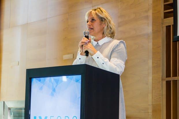 Mercedes Miguel, secretaria de Innovación y Calidad Educativa del Ministerio de Educación y Deportes de la Nación