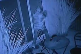 El prefecto ingresó armado a la casa de Sergio Massa
