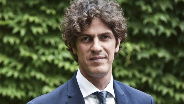 Martín Lousteau, ex embajador de la Argentina en los EE.UU.