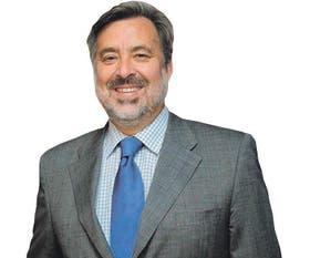 El periodista y senador Alejandro Guillier