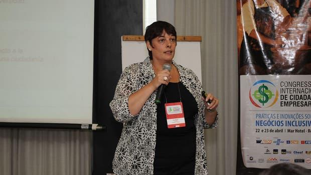 Beatriz Pellizzari, una luchadora