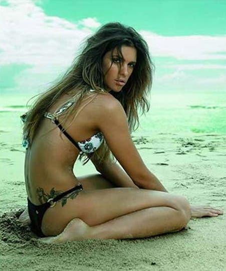 De novia con el modelo Rodrigo Hilbert es una de las más lindas de Brasil. Foto: Archivo