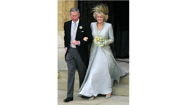El 9 de abril de 2005 se casaron en la Capilla de San Jorge en el Castillo de Windsor