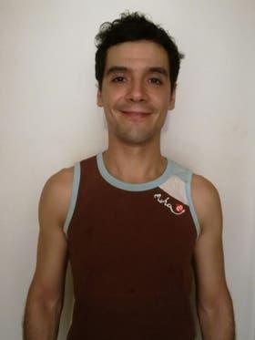 Diego Guerra pasó ambas fiestas en el restaurante donde trabaja