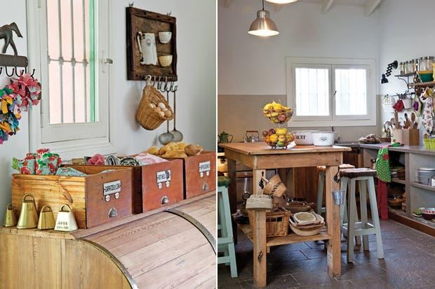 Muebles living estilo campo 20170809170501 for Bar de madera estilo campo