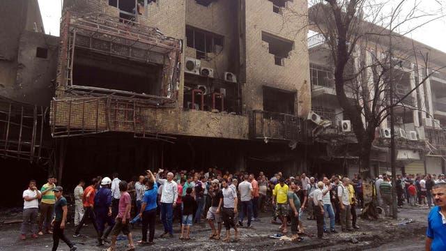 Ya son más de 200 los muertos por los atentados. Foto: Khalil Dawood/Xinhua via ZUMA Wire/dpa