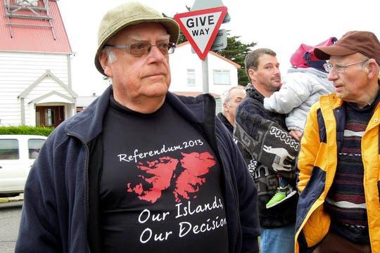 Los habitantes decidirán si quieren seguir siendo británicos. Foto: AP