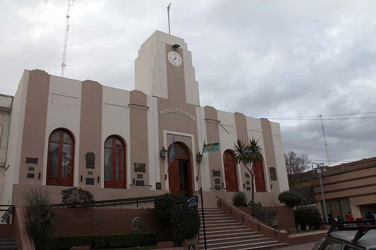 La Municipalidad de Patagones. Foto: LA NACION / Matías Aimar