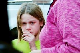 Una nena de nueve años relató cómo fue el operativo luego del tiroteo