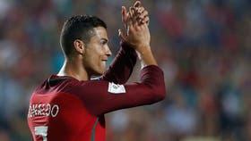 Cristiano Ronaldo jugará el Mundial