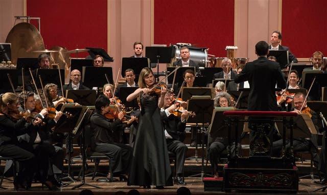 El Concierto para violín de Chaikovski, especialidad de Batiashvili