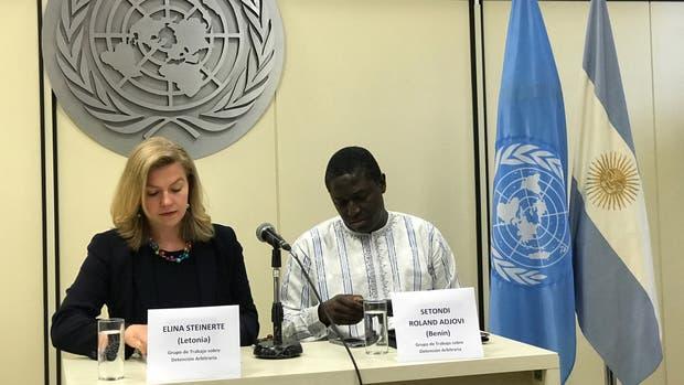 Otra advertencia desde la ONU por la detención de Milagro Sala