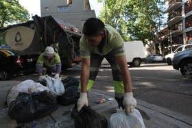 El servicio de recolección de residuos se verá afectado hoy; no mañana