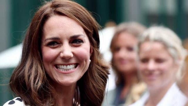 La duquesa de Cambridge y futura reina de Reino Unido, Kate Middleton