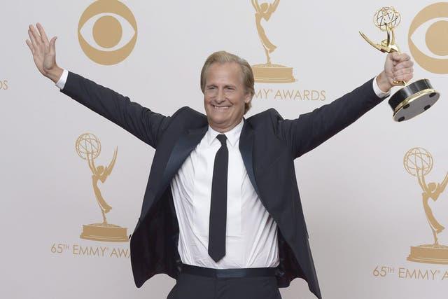 Jeff Daniels, todavía no puede creer su premio: se consagró como el mejor actor por The Newsroom