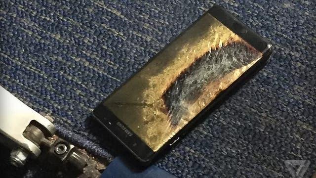 La batería defectuosa del Galaxy Note 7 disparó todas las alertas sobre los peligros en torno a las baterías de litio