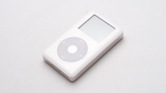 Un iPod Classic de 2004