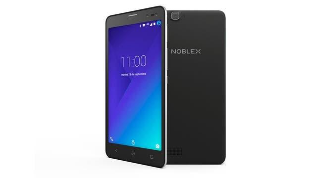 Noblex Go Urban, con pantalla de 5 pulgadas