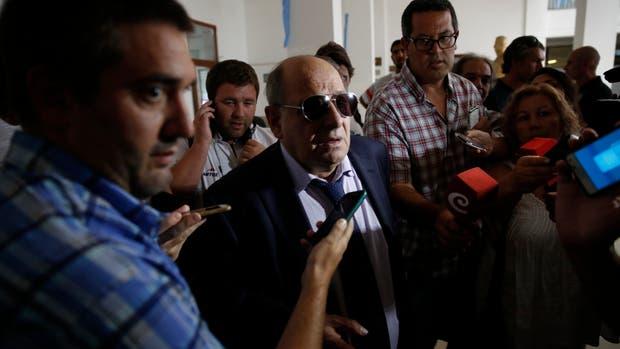 Carlos Arroyo, intendente de Mar del Plata