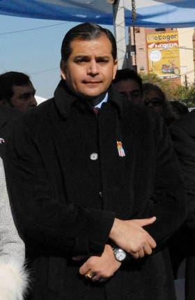 Julio Alegre fue electo en 2006, como radical K, para gobernar la ciudad de Santiago del Estero