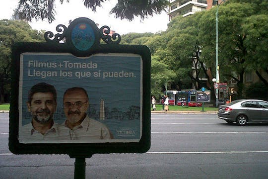 Figueroa Alcorta y Costa. Foto: @charosky