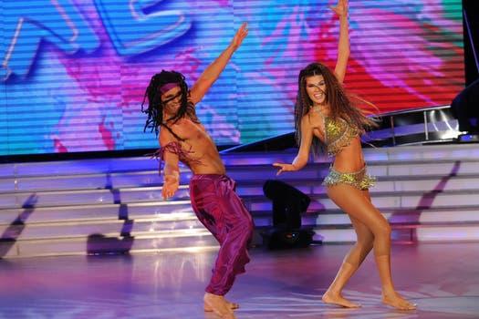 Sin perder tiempo, ese mismo año, Mariana Antoniale -tal su verdadero nombre- pasó por Bailando por un sueño 2010.. Foto: Ideas del Sur