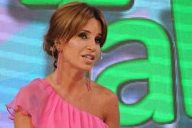 Florencia Peña, triste por la situación