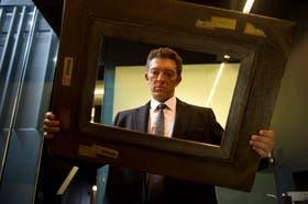 Cassel, especialista en antihéroes, es un ladrón de guante blanco en el film de Danny Boyle